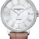 Bulgari 10222 Baume  Mercier Classima Executives Automatic