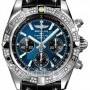 Breitling Ab0110aac789-1cd  Chronomat 44 Mens Watch