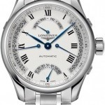 Longines L27154716  Master Retrograde Seconds 41mm Mens Wat