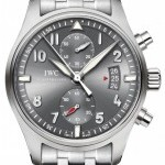 IWC IW387804  Pilots Watch Spitfire Chronograph Mens W