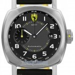Panerai Fer00009  Ferrari Scuderia GMT Mens Watch