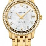 Omega 42455246055001  De Ville Prestige 244mm Ladies Wat