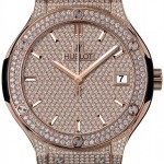 Hublot 565ox9010ox3704  Classic Fusion Automatic Gold 38m