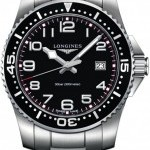 Longines L36894536  HydroConquest Quartz 41mm Mens Watch