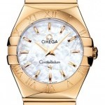 Omega 12350276005004  Constellation  Polished 27mm Ladie