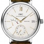 IWC Iw510103  Portofino Hand Wound Eight Days Mens Wat