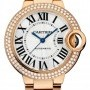 Cartier We902034  Ballon Bleu - 33mm Ladies Watch