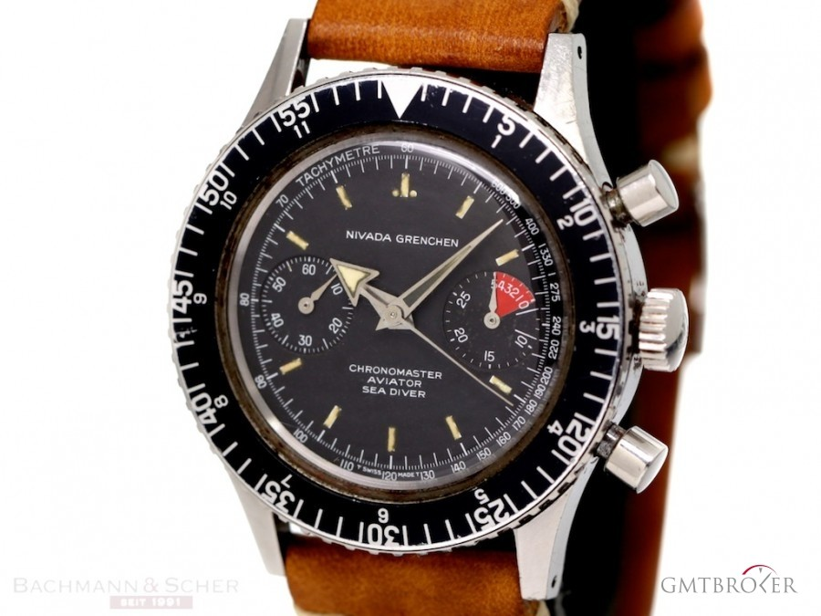 Watches, Parts & Accessories Box Nivada For 16 Pieces Watch 1960 Ca Chronomaster Jewelry & Watches