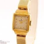Anonimo Rolex Vintage Lady 9K Yellow Gold Bj 1942