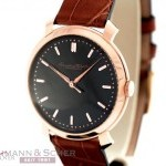 IWC IWC Vintage Gentlemans Watch 18k Rose Gold Bj 1962