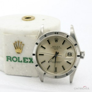 Rolex Date total steel and date