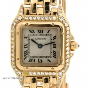 Cartier PANTHRE IN YELLOW GOLD AND DIAMONDS 8057915 74805