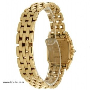 Cartier PANTHRE IN YELLOW GOLD AND DIAMONDS 8057915 74797