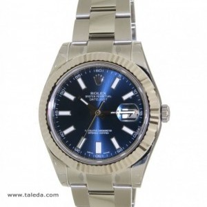 Rolex DATEJUST II 116334 IN STEEL 41MM 116334 75407