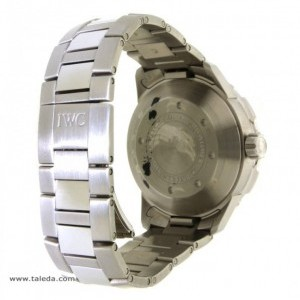 IWC AQUATIMER AUTOMATIC IW356801 IN STEEL 44MM IW356801 75143