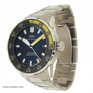 IWC AQUATIMER AUTOMATIC IW356801 IN STEEL 44MM IW356801 75147