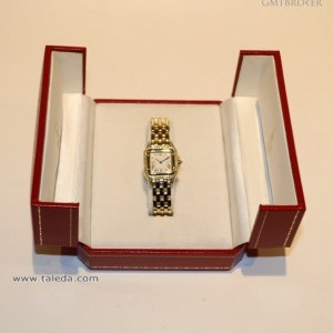 Cartier PANTHRE IN YELLOW GOLD AND DIAMONDS 8057915 74807