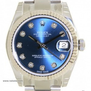 Rolex DATEJUST 178274 IN STEEL AND DIAMONDS 31MM 178274 74967
