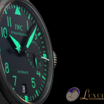 IWC Grosse Fliegeruhr Big Pilot Top Gun Green 7 Days 4