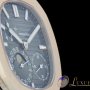 Patek Philippe Nautilus Power Reserve Mondphase 18kt Rotgold 40mm