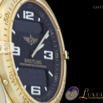 Breitling Professional Aerospace 18kt Gelbgold 40mm  2005