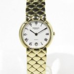Raymond Weil Raymond Well Classique Golden Case And Bracelet