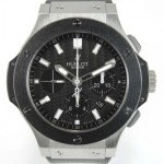 Hublot Big Bang Chrono With Papers Ref 301 Sh 1770 Rx Ste
