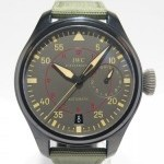 IWC Grosse Fliegeruhr Top Gun Iw501902 Like New Cramiq