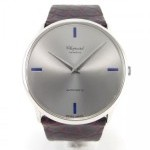 Chopard Oversize 41mm Or Blanc Lapis Azuli Ref 1027 18k Wh