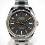 Rolex Milgauss 116400 With Papers V Series Full Steel Wh