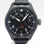 IWC Big Pilot Top Gun Iw501901 Pilot S Watch Pvd Cadra