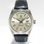 Rolex Day Date Vintage White 1803 New Old Stock Conditio