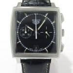 TAG Heuer Monaco Black Rf Cs 2110 45 X 35 Mm Limited Edition