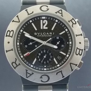 Bulgari Diagono Chrono Titanio