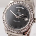 Rolex Day-Date II Ref 218349 in Weigold