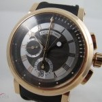 Breguet Marine Chronograph in Rotgold
