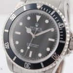 Rolex Submariner no Date Ref 14060 2-Liner