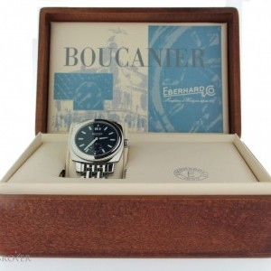 Eberhard & Co. BUCANIER GRAN DATA 41025 78671