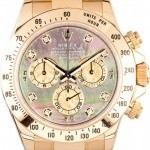 Rolex 18K Yellow Gold  Daytona