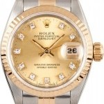Rolex Lady  Diamond Datejust 69173