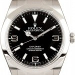 Rolex Explorer I Black 39MM 214270