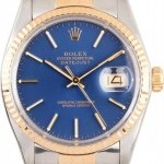 Rolex Mens Oyster Perpetual DateJust 16013