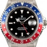 Rolex Mens  GMT-Master Model 16710 Pre-Owned
