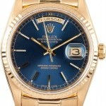 Rolex Used  Mens President Gold Day-Date Jubilee