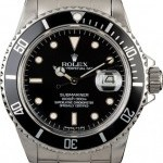 Rolex Used  Submariner 16800 Timing Bezel