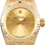 Rolex Ladies Gold  Oyster Perpetual 6719
