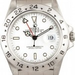 Rolex Used  Explorer II Mens 16570