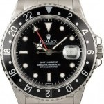 Rolex Certified  GMT-Master 16700 Steel Oyster