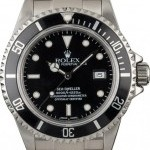 Rolex PreOwned  Sea-Dweller 16600 Steel Oyster