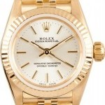 Rolex Ladies 18k Yellow Gold  President